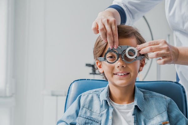 Pediatric Optometry with Dr. Sarah Galt featured image